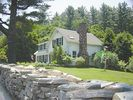 Front of the house - Londonderry farmhouse vacation rental photo