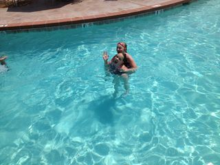 Scottsdale townhome photo - Fun Times in one of our pools