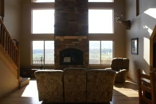 Living Room From Kitchen. - Bryce Canyon house vacation rental photo