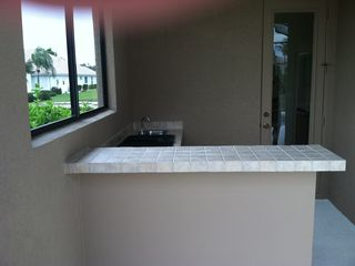 North Port house photo - Outdoor Kitchen