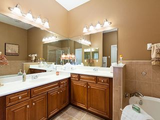 Ormond Beach condo photo - Our fully tiled master bathroom has space to spare