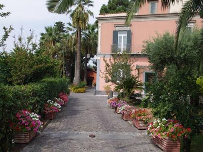 Villa Raffaela - Stately home, independent, quiet, sunny, ideal for a relaxing holiday