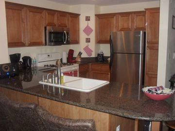 Reunion condo rental - Kitchen