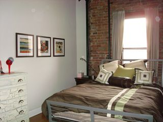 Boston condo photo - Bedroom w/ Queen Bed