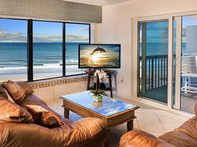 Enjoy the scent, sight and sound of the ocean from nearly every room