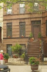 Brooklyn apartment photo - Exterior of building, showing all three floors
