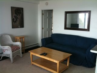 Old Orchard Beach apartment photo - Living room
