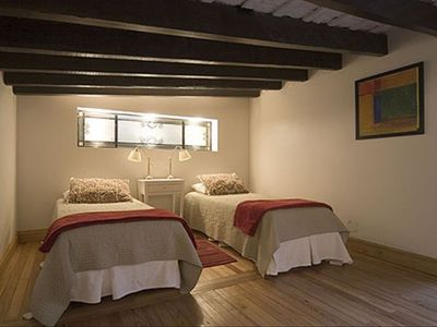 Recoleta apartment rental - Another view of 2d loft bedroom