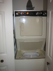 Jay Peak condo photo - Washer and Dryer for convenience!
