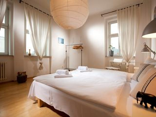 Berlin-Mitte apartment photo - Sleeping room