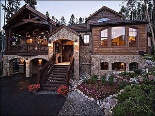 Breckenridge house photo - Ski-In/ Walk-Out Home