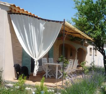 Located between Ventoux and Luberon.