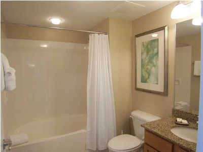 Palms of Destin condo rental - Master Bathroom