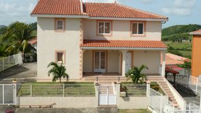 location appartement french west Indies résidence le