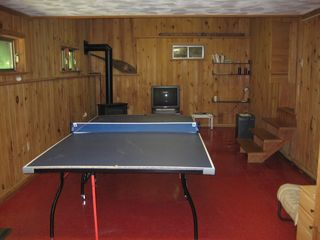 Otis house photo - Rec Room with Ping Pong Table