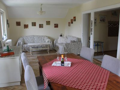 Cosy quiet apartment 80 sqm, balcony, parking, wifi