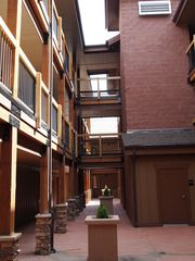 Bear Hollow Village condo photo - Entrance and common area