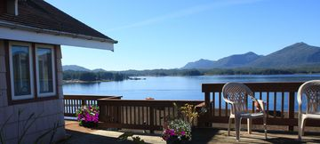 Ketchikan house rental - It just doesn't get much better than this in the downtown area!!