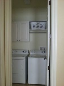 Fort Myers condo rental - Laundry Room