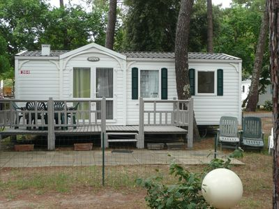 mobile home - 3 rooms - 4/6 persons