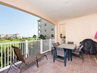 Ormond Beach condo photo - You may never leave the patio
