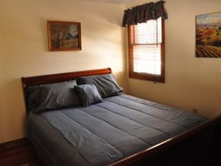 Newfound Lake house photo - MASTERBEDROOM