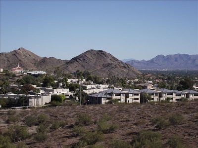 Your Desert Mountain Getaway - in the Phoenix Mountain Preserve parkland.