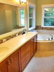 Holland house photo - Beautiful Master Bathroom