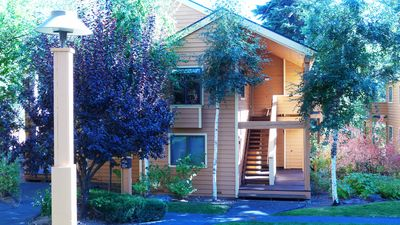 Incline Village condo rental - External View of Condo in beautiful McCloud Village