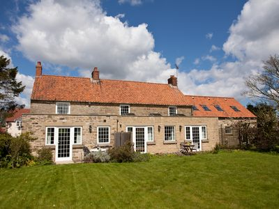 Ashfield Cottages near Pickering, ideal for the North Yorkshire Moors and Coast