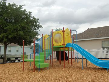 One of the Two Community Childrens Playground