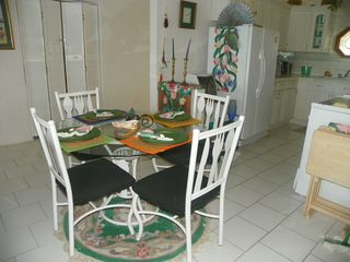 Palmetto Point house photo - Dining area
