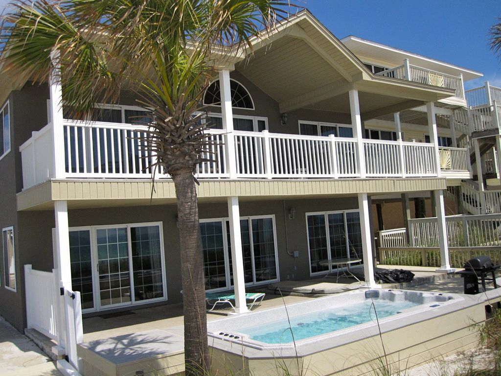 Panama City Beach House 11br Open Jan Feb Vrbo