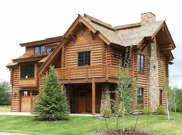 Luxury Log Cabin- Perfect For Skiing & Visiting The Jackson Hole Area