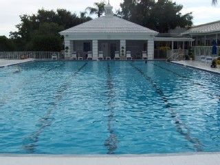 Venice villa photo - Olympic size swimming pool