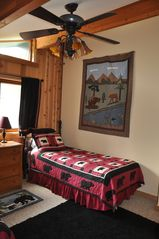 Lake Placid house photo - Bedroom 4