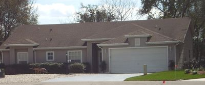 2 car garage; 2 bedroom + den; 2 baths; rear lanai; breakfast nook; cul de sac