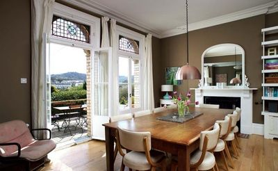 Ilfracombe house rental - The dining room