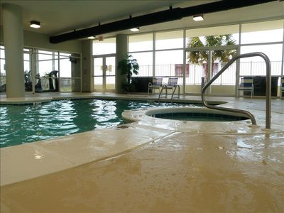 Orange Beach condo rental - Indoor Pool