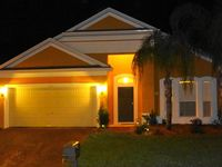 Luxury 4BR (2 master), 4BA Villa - Sunny Private Pool - 15 min to Disney Orlando