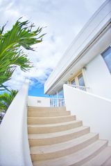 Kailua house photo - The modern house is beautifully designed to showcase the natural surroundings