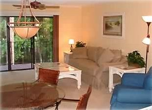 Port Royal villa rental - LIVING ROOM WITH A VIEW