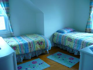 Falmouth house photo - Colorful bedrooms - perfect for kids and adults