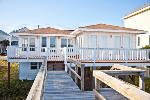 Kure beach vacation rental vrbo 475898 3 br southern for 9 bedroom beach house rental