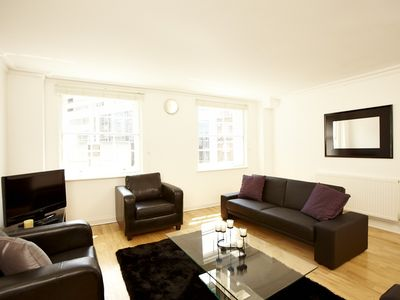 Victoria apartment rental - Spacious and comfortable