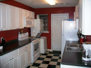 Tuscaloosa condo photo - Kitchen