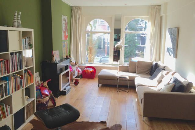 Accommodation, 135 square meters,  Amsterdam
