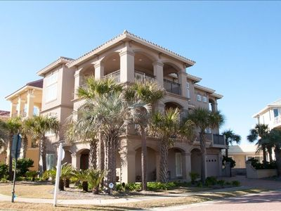 Beach Home in Destiny By The Sea! Private Pool & Elevator! Amazing Gulf Views!