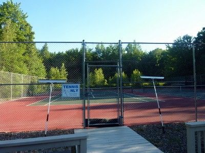 Tennis Courts - Recently Redone