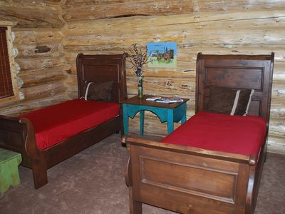 bedroom #2 cabin 1